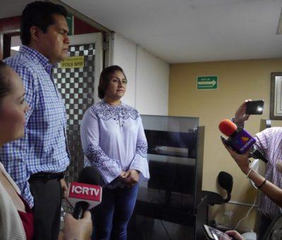 Griselda Martínez presenta iniciativas para aumentar el fondo municipal