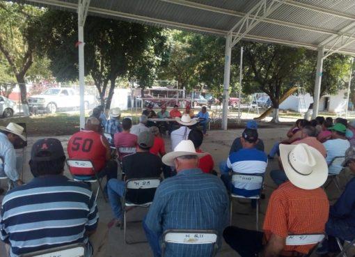 Carlos Carrasco gestionará unidad de riego de «Las Trancas»