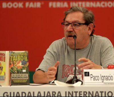 Se las metimos doblada: Paco Ignacio Taibo II