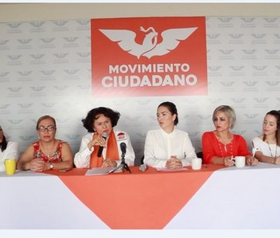 Ma. Elena Abaroa manifiesta respaldo y solidaridad a Enrique Alfaro
