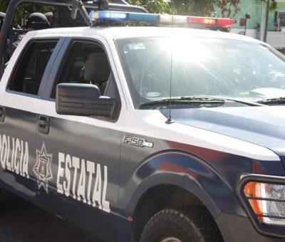 Detienen a cinco sujetos con droga y armas: SSP