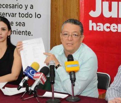 Rogelio Rueda renuncia al PRI, se va a MORENA