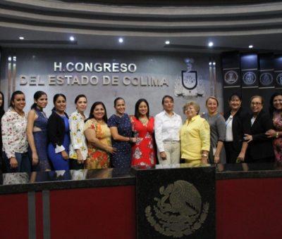 La integración del Congreso local por arriba de la media nacional en paridad de género