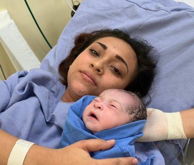Tres varones, primeros nacimientos del 2019