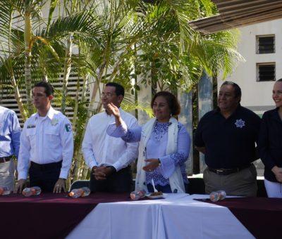 Destaca Griselda acciones a sus primeros 100 días de gobierno