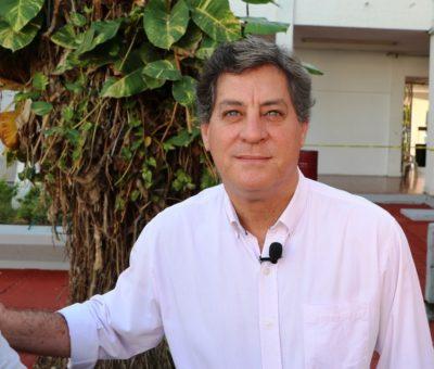 El pago puntual de las contribuciones, garantiza servicios eficientes: Elías Lozano