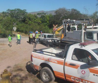 Descarrilamiento de tren en Jala no representa ningún peligro para la población