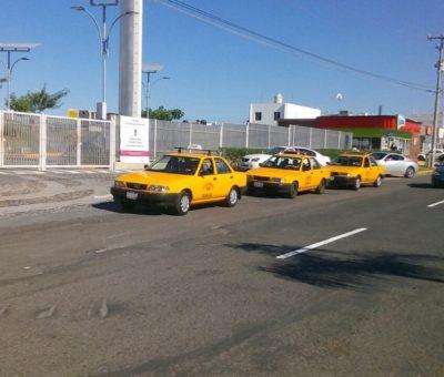 Resuelve Movilidad problemática de taxis en Hospital General de zona del IMSS