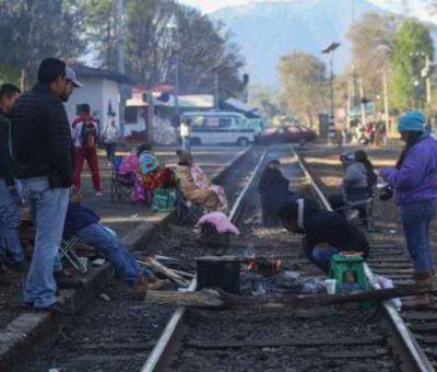 En riesgo las exportaciones mexicanas por bloqueos ferroviarios