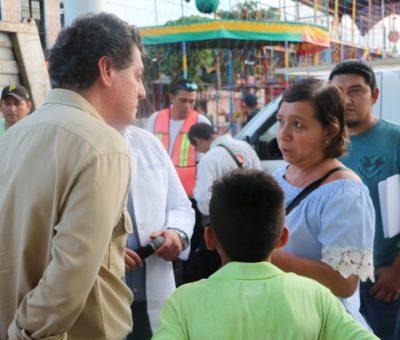 Llevarán brigadas asistencial y de servicios a Cerro de Ortega, este viernes