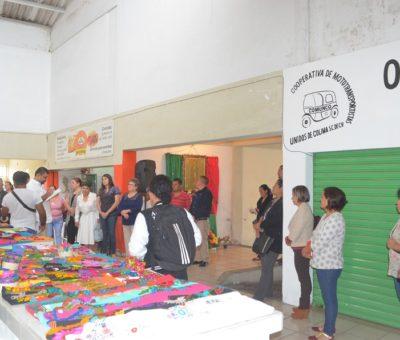 Mediante sorteo asignan locales comerciales dentro del mercado municipal