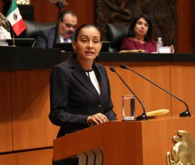 Plantea Gaby Benavides que jornaleros agrícolas gocen de prestaciones de ley