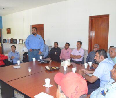 Gobierno municipal trabajará coordinadamente con sanidad vegetal