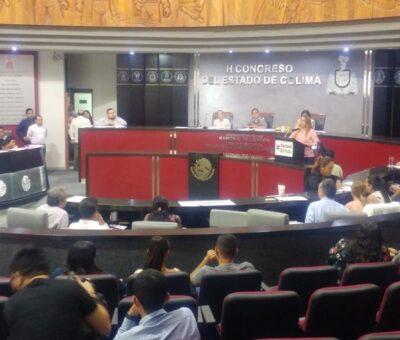 Se suma el Congreso de Colima a la aprobación de la Reforma Constitucional de paridad de género
