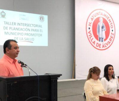 Cerraremos la Semana con Jornadas Ciudadanas de Salud: Felipe Cruz