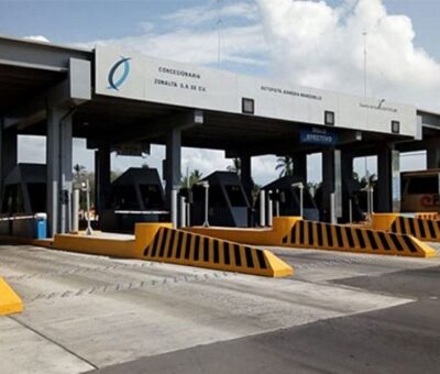 Desaparición de peaje a automovilistas en la caseta de Cuyutlán «viable financieramente»