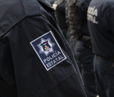 Capturan a cuatro sujetos con armas: SSP