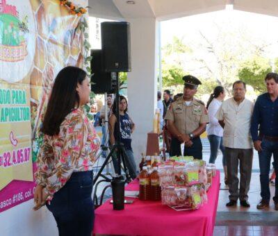 En coordinación con el gobierno municipal, apicultores de la región buscan promover productos