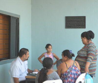 Rafael Mendoza atiende directamente,  ya sea en su oficina o en lunes y martes ciudadanos