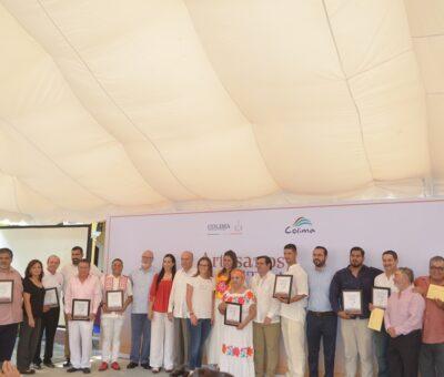 Reciben cuauhtemenses reconocimiento como artesanos del turismo