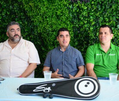 Anuncian Torneo de Squash en la Feria Todos Santos Colima 2019