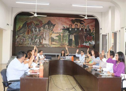 Felipe Cruz Agradece a Cabildo Aprobación de la Ley de Ingresos 2020