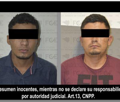 Caen  dos por desaparición de mujer en Cuyutlán