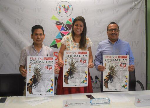 Anuncian Festival Internacional de Artes Escénicas en Coquimatlán