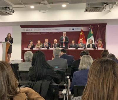 Participa UdeC en Tercer Foro de Rectores México-China