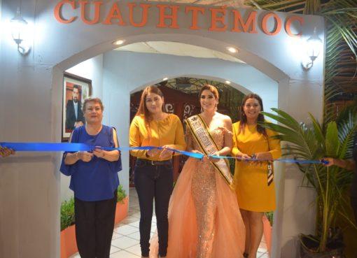 El municipio de Cuauhtémoc presente en la feria de Todos los Santos