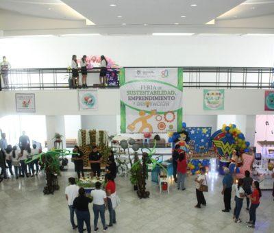 Presentan proyectos sustentables e innovadores, en Manzanillo