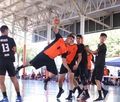 Clasifica Colima a Cuartos de Final en el  Campeonato Nacional Premier de Handball