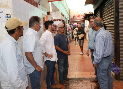Anuncian rehabilitación del sistema eléctrico del Mercado Cuauhtémoc