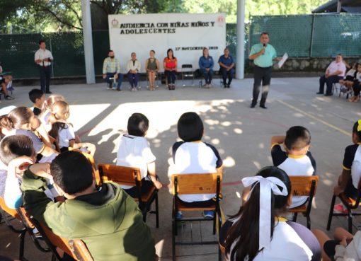 Proteger Niñas, Niños y Adolescentes, Nuestra Prioridad: Felipe Cruz