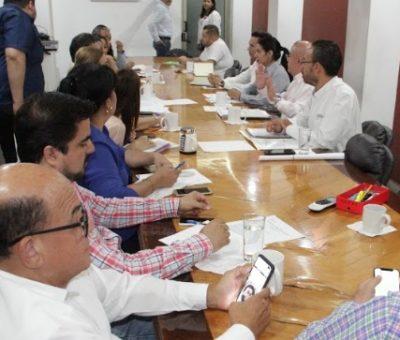 Se reúnen titulares de Centros de Reinserción Social con diputados
