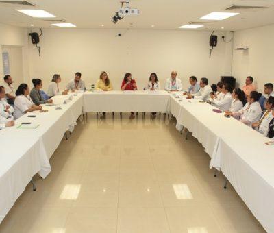 Evalúan con fines de acreditación al Hospital General Manzanillo