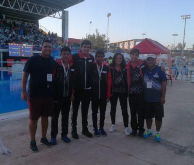 Colima obtiene cinco medallas en el Campeonato Nacional de Invierno