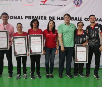 Colima Campeón en Handball