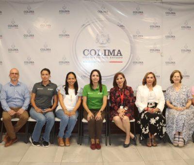 Coordinarán Secretaría de Salud e Incode  acciones a través del proyecto Carril Rosa