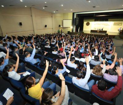 Rechaza Consejo Universitario iniciativa para reformar Ley Orgánica