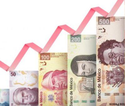 Aumenta salario mínimo 20%, pasa de $ 102 a $123.22