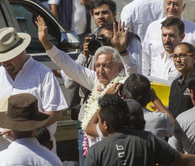 Abuchean a AMLO en Morelos, tierra del «Cuauh», gobernador que ganó por MORENA