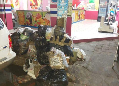 Exhortan a comerciantes del centro respetar horarios de recolección de basura
