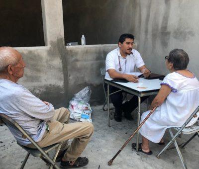 Arranca gobierno municipal programa social de atención médica «Doctor hasta tu comunidad»