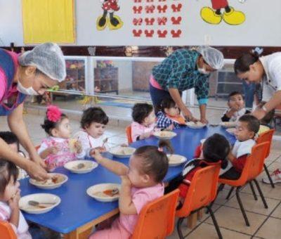 Aclara SEP Colima que no se ha dejado sin desayunos a niños del CAI