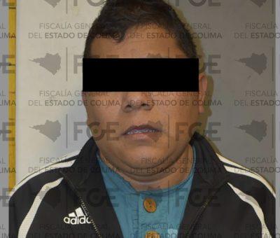 Capturan a un hombre por violación; ya está en la cárcel