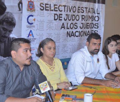 Cuauhtémoc será sede del selectivo de Judo rumbo a los juegos nacionales 2020