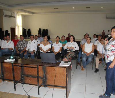 Presentan programa de protección para niñez de Armería