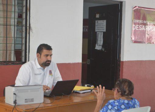 Rafael Mendoza arranca este lunes jornadas de atención «Lunes y martes ciudadanos»