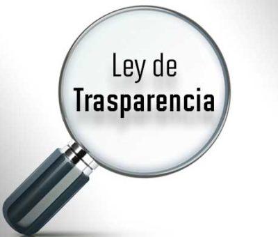 Nuevamente incumple Gobierno del Estado en transparencia